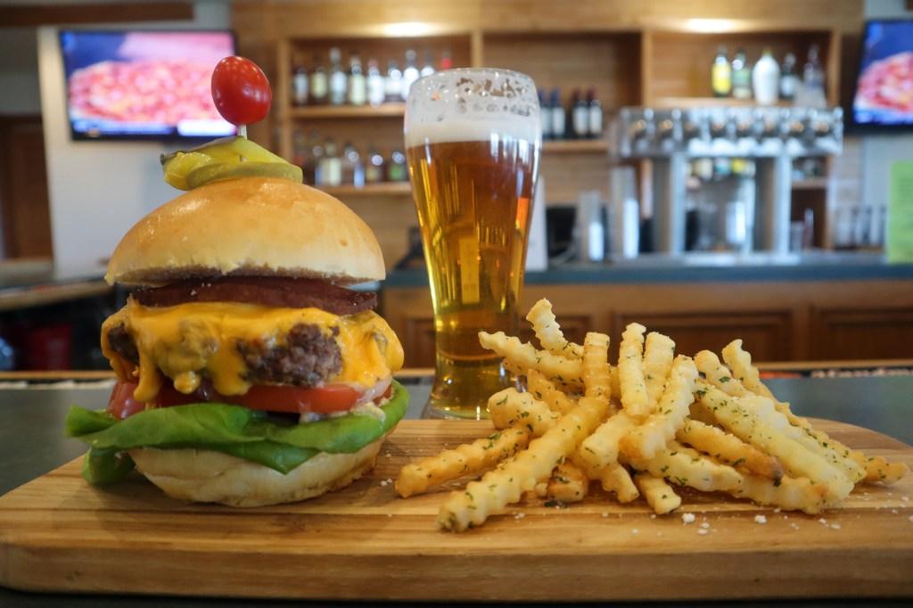 the bunker burger
